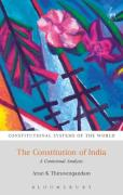 Cover of The Constitution of India: A Contextual Analysis