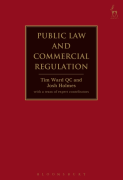 Cover of Public Law and Commercial Regulation