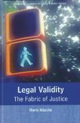 Cover of Legal Validity: The Fabric of Justice