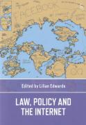 Cover of Law, Policy and the Internet