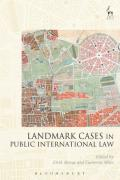 Cover of Landmark Cases in Public International Law