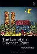Cover of The Law of the European Court