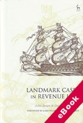 Cover of Landmark Cases in Revenue Law (eBook)