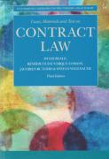 Cover of Cases, Materials and Text on Contract Law