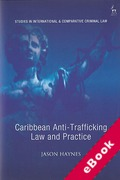 Cover of Caribbean Anti-Trafficking Law and Practice (eBook)