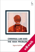 Cover of Criminal Law and the Man Problem (eBook)