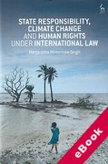 Cover of State Responsibility, Climate Change and Human Rights under International Law (eBook)