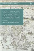 Cover of Constitutional Foundings in Southeast Asia