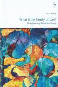 Cover of What is The Family of Law?: The Influence of the Nuclear Family