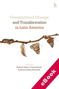 Cover of Constitutional Change and Transformation in Latin America (eBook)