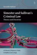 Cover of Simester and Sullivan's Criminal Law: Theory and Doctrine
