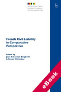 Cover of French Civil Liability in Comparative Perspective (eBook)