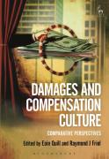 Cover of Damages and Compensation Culture: Comparative Perspectives