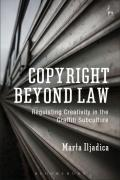 Cover of Copyright Beyond Law: Regulating Creativity in the Graffiti Subculture