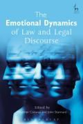 Cover of The Emotional Dynamics of Law and Legal Discourse