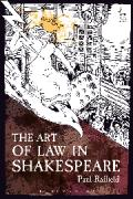 Cover of The Art of Law and Shakespeare