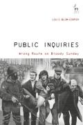 Cover of Public Inquiries: Wrong Route on Bloody Sunday