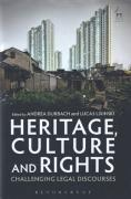 Cover of Heritage, Culture and Rights: Challenging Legal Discourses