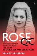 Cover of Rose Heilbron: Trailblazer and Legal Icon