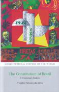 Cover of The Constitution of Brazil: A Contextual Analysis