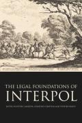 Cover of The Legal Foundations of INTERPOL (eBook)