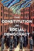 Cover of The Constitution of Social Democracy: Essays in Honour of Keith Ewing