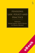 Cover of Pensions: Law, Policy and Practice (eBook)