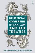 Cover of Beneficial Ownership in Tax Law and Tax Treaties