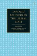 Cover of Law and Religion in the Liberal State