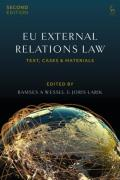 Cover of EU External Relations Law Text, Cases and Materials