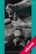 Cover of Business and Human Rights: The Obligations of the European Home States (eBook)