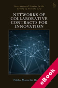 Cover of Networks of Collaborative Contracts for Innovation (eBook)