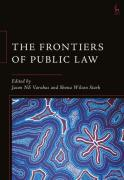 Cover of The Frontiers of Public Law