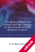 Cover of The Responsibility to Protect and the Failures of the United Nations Security Council (eBook)