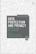 Cover of Data Protection and Privacy: Data Protection and Democracy