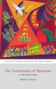 Cover of The Constitution of Myanmar