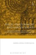 Cover of Public Procurement and Labour Rights: Towards Coherence in International Instruments of Procurement Regulation