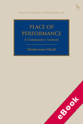 Cover of Place of Performance: A Comparative Analysis (eBook)