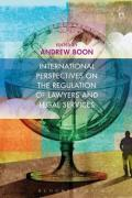 Cover of International Perspectives on the Regulation of Lawyers and Legal Services