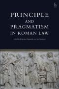 Cover of Principle and Pragmatism in Roman Law
