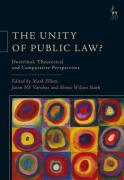 Cover of The Unity of Public Law? Doctrinal, Theoretical and Comparative Perspectives