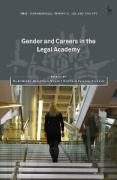 Cover of Gender and Careers in the Legal Academy