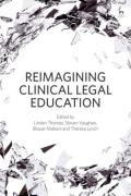 Cover of Reimagining Clinical Legal Education