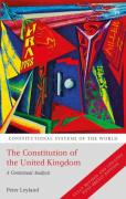 Cover of The Constitution of the United Kingdom: A Contextual Analysis