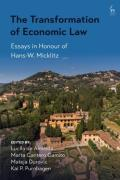 Cover of The Transformation of Economic Law: Essays in Honour of Hans-W. Micklitz