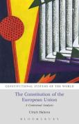 Cover of The Constitution of the European Union: A Contextual Analysis