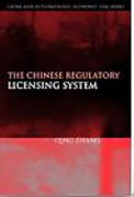 Cover of Chinese Regulatory Licensing System