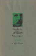 Cover of Frederic William Maitland: A Life