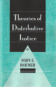 Cover of Theories of Distributive Justice