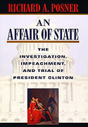 Cover of An Affair of State: The Investigation, Impeachment, and Trial of President Clinton